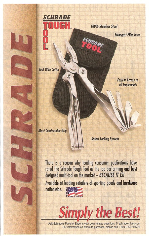 Schrade ST1 Tough Tool Dec00
